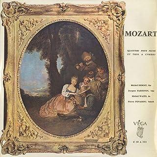 モーツァルト フルート四重奏曲 K.285 285a 285b 298 VEGA:C30A 311 FR Original