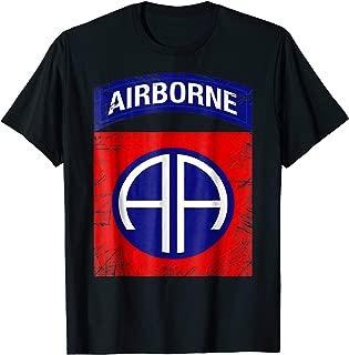 U.S. 82nd Airborne Division Vintage T-Shirt Gift