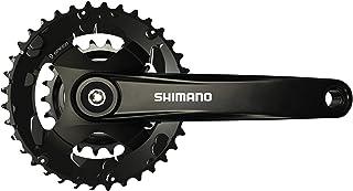 comprar comparacion Shimano Bielas Altus 9X2V 175M36/22 +3Mm Adultos Unisex, Multicolor(Multicolor), 175mm 36/26