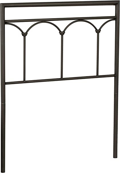 Hillsdale Furniture 1092 340 McKenzie Brown Steel Without Bed Frame Twin Headboard