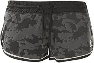 Shadow Trail Graphic Sport Track Shorts for Women