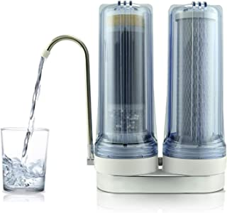 apex countertop drinking water filter alkaline clear