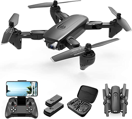 4DRC F6 Drone with 1080P Camera for kids Adults, HD FPV Live...