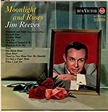 moonlight and roses jim reeves vinyl