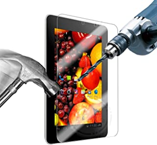 【国産ガラス素材】【riseシリーズ】Huawei MediaPad 7 Youth/J:COM/Huawei MediaPad 7 Youth2 (S7-721w・S7-701w) 液晶保護強化ガラスフィルム 硬度9H 超薄0.33m+D35...