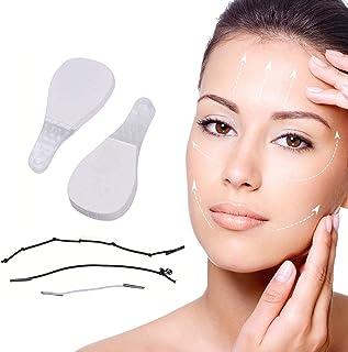 40 Stuks Direct Onzichtbaar Gezicht, V-vormige Face-lifting Onzichtbare Gezichtssticker, Nek- en Oogliftset voor Woman's A...