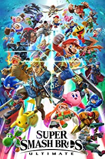 Best smash bros ultimate poster Reviews