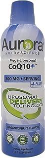 Aurora Nutrascience Mega Liposomal COQ10+ - 16 oz