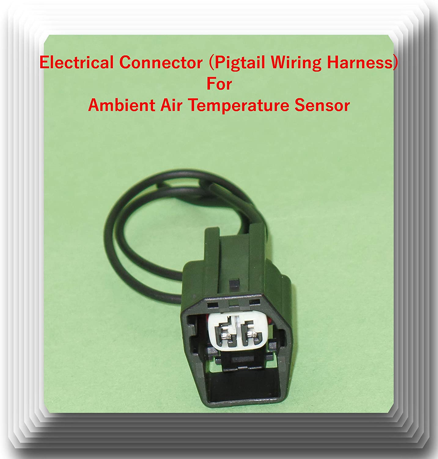 OE Spec Luxury goods AX123 Electrical Connector Se Al sold out. Temperature of Ambient Air