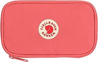Kanken Travel Wallet for Passports, Peach Pink
