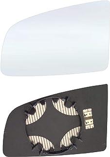 Links Fahrerseite Spiegelglas mit Platte und Heizung #AM OLOA00 LCH