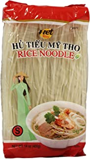Viet Way Rice Noodle Sticks for Pho, 14oz (3 Packs) (S)