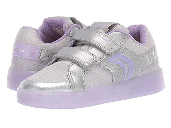 Geox Kids Kommodor Girl 8 (Little Kid) |