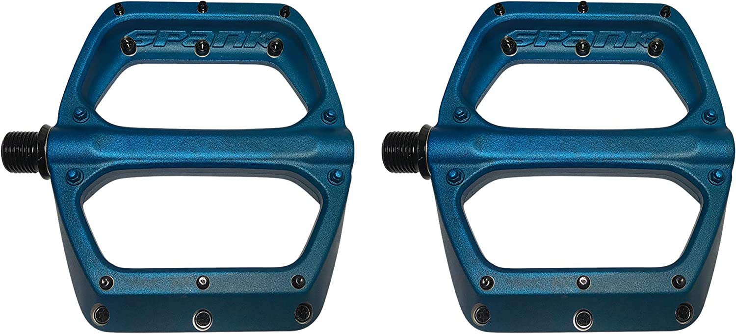Spank Spoon DC Jacksonville Mall Bicycle Ranking TOP20 Pedals - 16 Cr-Mo 9 inch Pair Spindle: