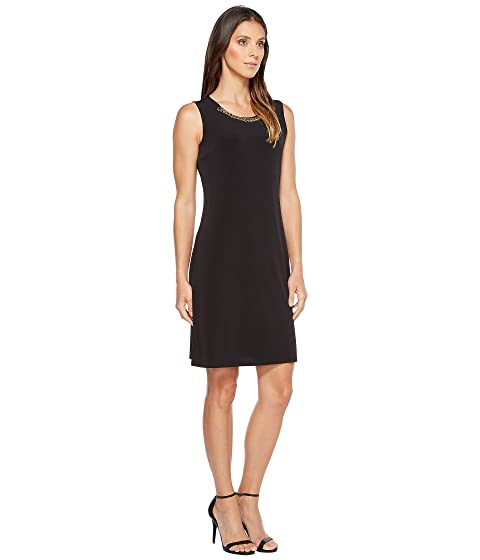 Sleeveless Chain and Dress with Klein Rivet Calvin wqT4C4