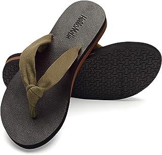 أحذية يوجا Hello MrLin للنساء مع صنادل ثونغ دعم القوس أحذية غير منزلقة أحذية مائية سريعة الجفاف أكوا