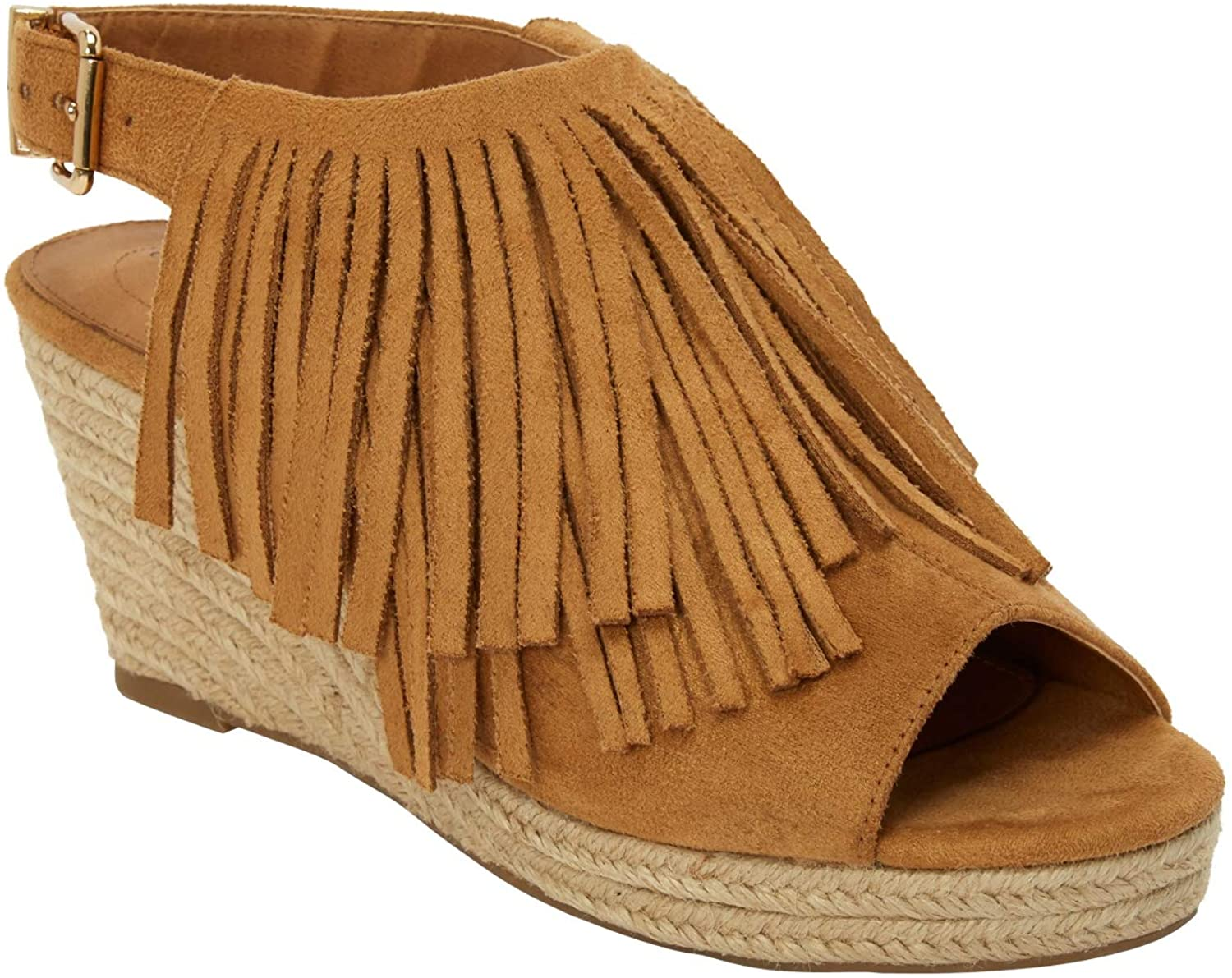 Comfortview Women's Time sale Wide Width The store Diane Espadrille