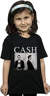Johnny Cash Girls Mug Shots T-Shirt