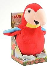 Kögler 75631 - Laber-Papagei, plappert alles nach-Plüsch