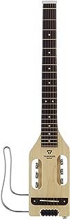 Traveler Guitar Ultra-Light Lefty Acoustic-Electric Travel Guitar with Gig Bag