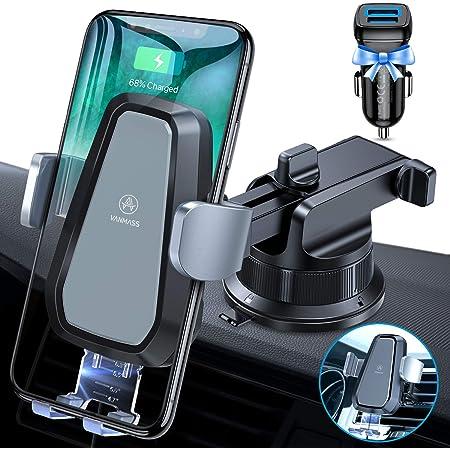 Vanmass Automatisch Wireless Charger Auto Elektronik