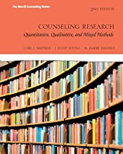 Counseling Research: Quantitative, Qualitative, and Mixed Methods (2-downloads) (Merrill Counseling)