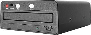 東京Deco 音楽CDをまるまる簡単録音 パソコン不要 最速10分 [2ステップだけで簡単ダビング] CDダビング機 録音 パソコンなし プレーヤー 機器 ソフト ダビング コンパクトプレーヤー r003