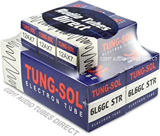 Tung-Sol Tube Upgrade Kit For Fender Blues Deville & Blues Deluxe Amps 6L6GCSTR 12AX7