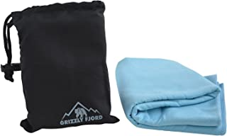 Quick Dry Towel, Ultra Light and Absorbent Microfiber Towels from That Dry Fast, are Super Soft and Compact to Enhance Travel, Sports, Camping, Backpacking and Other Outdoor Adventure