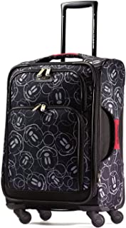 American Tourister Disney Mickey Mouse Face Softside Spinner 21