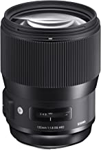 Sigma 135mm f/1.8 DG HSM Art Lens for Nikon F