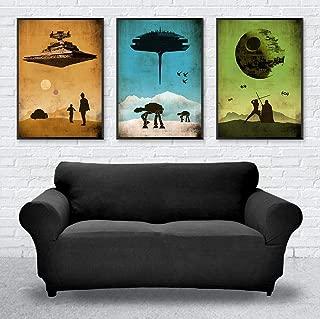 star wars minimalist movie posters