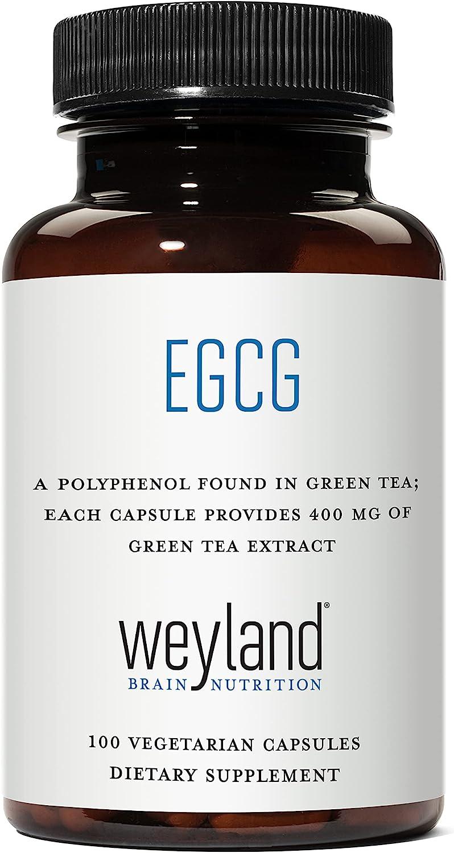 Weyland: Sale item EGCG from Ranking TOP8 Green Tea Extract Cap mg 100 Vegetarian 400