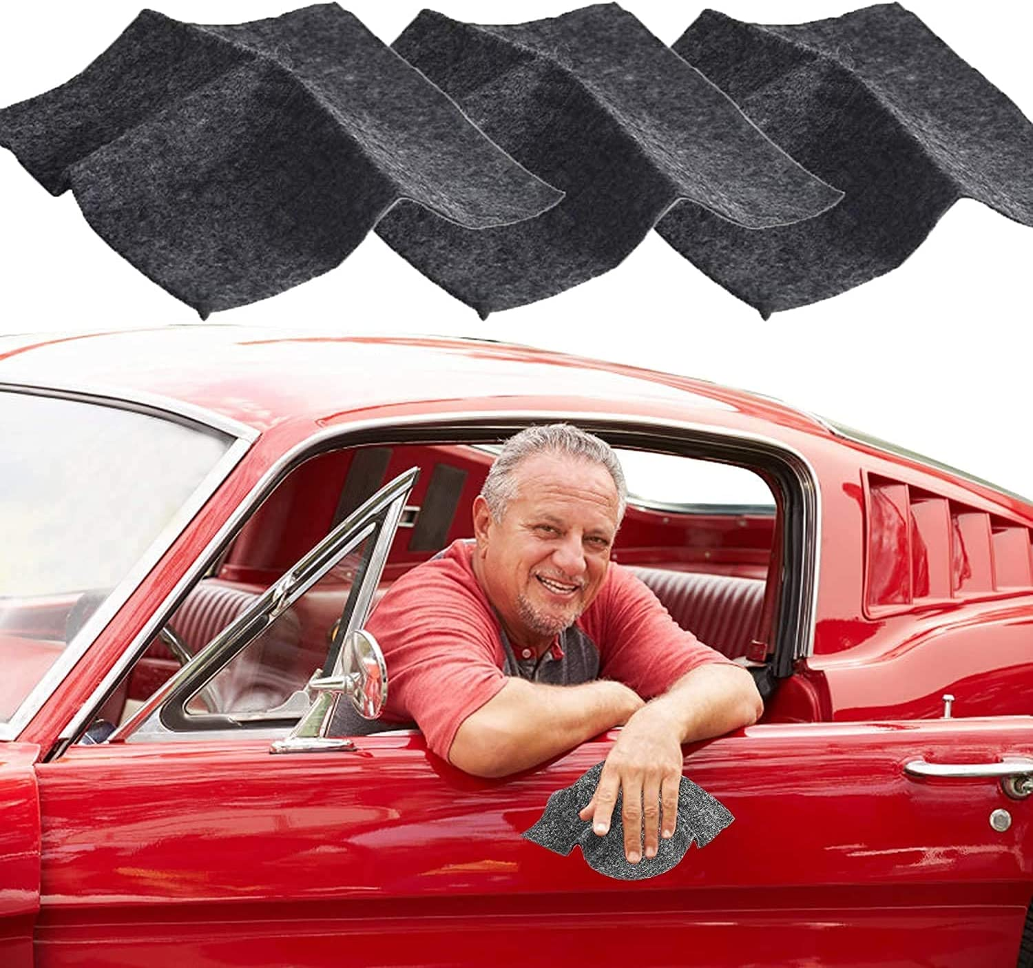 3 Pack Nano Sparkle Now on sale Cloth for Car Sc Scratches Magic Topics on TV