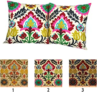 One Waverly Santa Maria Desert Flower pillow cover, cushion, decorative throw pillow, decorative pillow, accent pillow, 20x20 pillow, Floral Pillow, Waverly Pillow, Pink Pillow