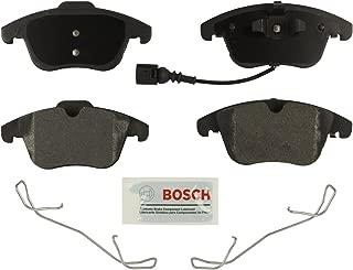 Bosch BE1375H Blue Disc Brake Pad Set with Hardware For: Audi Q3, Q3 Quattro; Ford Mondeo; Volkswagen Passat, Tiguan, Front