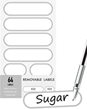 non permanent labels