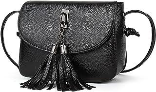 نوتاج حقيبة للنساء-اسود - حقائب طويلة تمر بالجسم