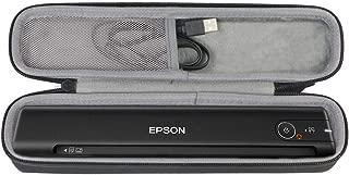 co2crea Hard Travel Case for Epson Workforce ES-50 Portable Sheet-fed Document Scanner