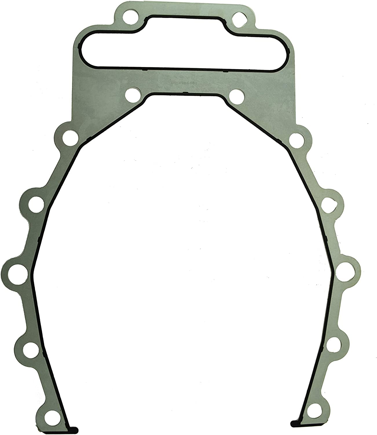 4965688 low-pricing Cummins ISX QSX Housing Flywheel New Recommended Gasket