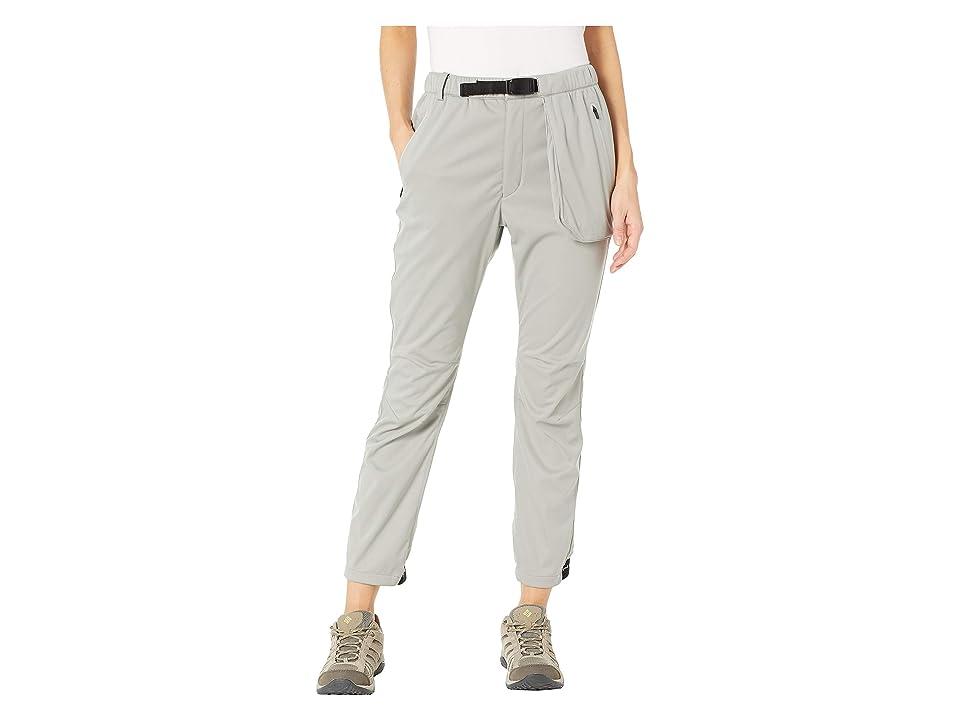 Snow Peak 3L Softshell Pants (Grey) Women