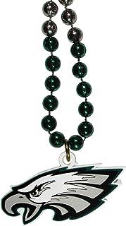 Siskiyou NFL Womens Mardi Gras Bead Necklace