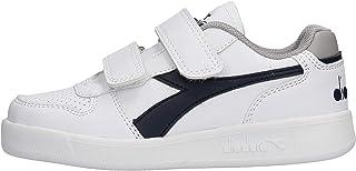 Diadora Playground PS Sneaker Bianca da Bambino 101173300 C4194