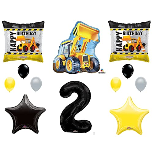 Second Birthday Decorations Amazon