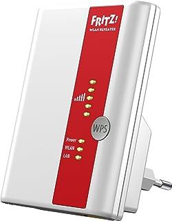 AVM FRITZ!WLAN Repeater 300E (300 Mbit/s, Gigabit LAN, WPS)