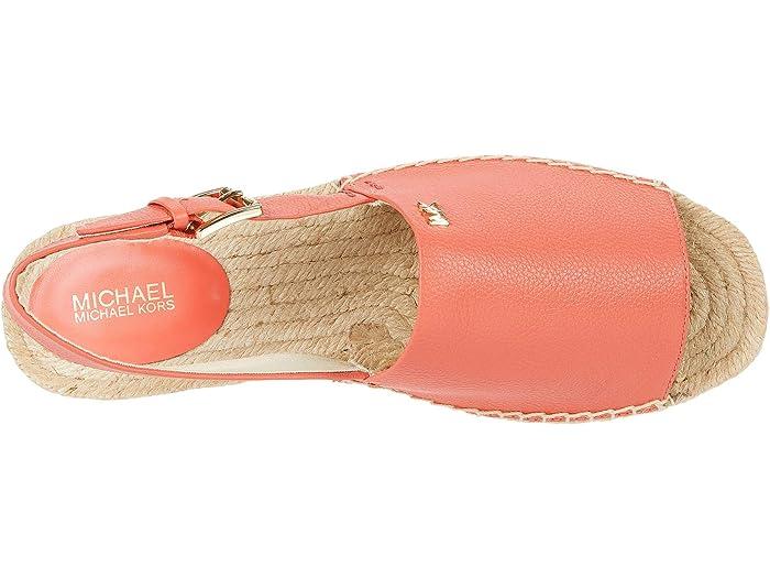 michael kors pink espadrilles