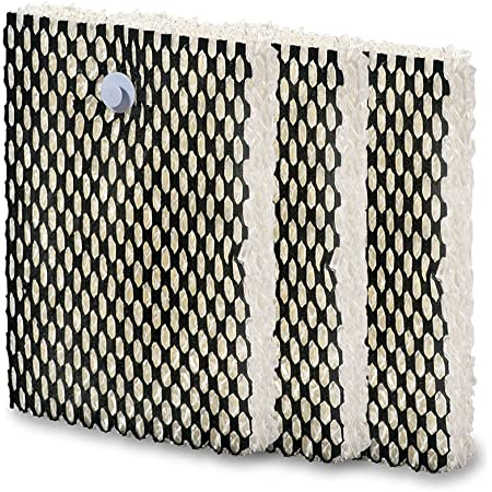 SCM630BC Air Filter Factory 3 Filters Compatible Replacement for Sunbeam Cool Mist SF235 SCM-7809 Filter E Humidifier Wick Filters SCM631C SF-235 SCM630WC SCM7808