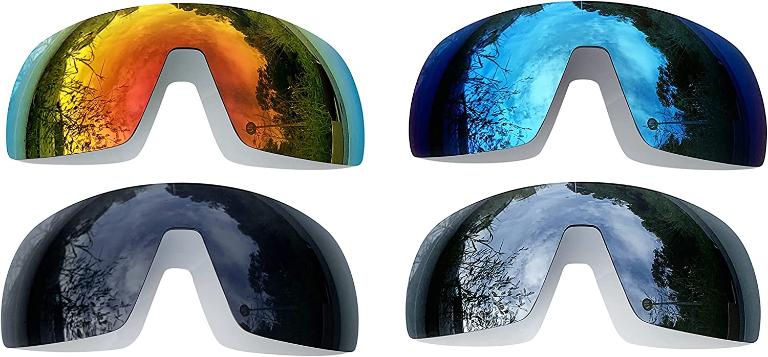 Gakst Premium Finally resale start Replacement Lenses Compatible Sutro Very popular Oakley with OO