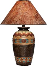 Wild West Handcrafted Southwest Table Lamp