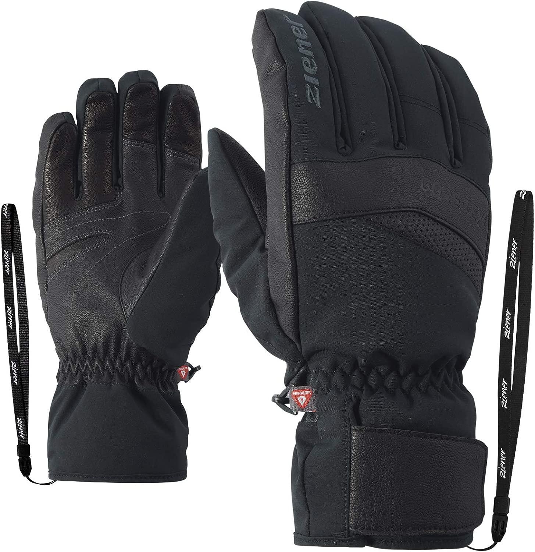 Ziener Erwachsene GRADY GTX PR g  ski alpine Ski-Handschuhe   Wintersport   wasserdicht, atmungsaktiv, sehr warm